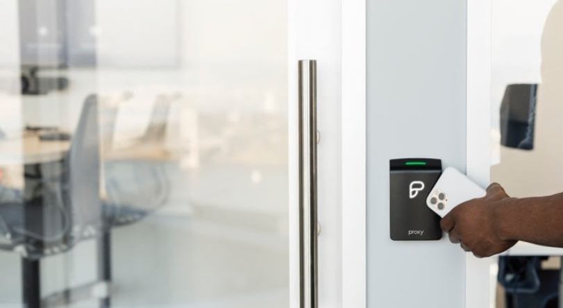 Proxy Hands Free Access Control
