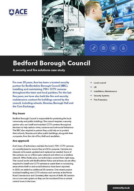 Ace Case Study Bedford Borough Council